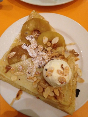 Sweet Crepes from The Roule Galette